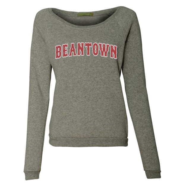 Beantown Ladies Sweatshirt