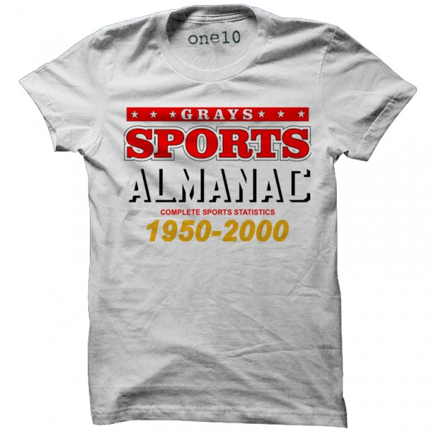 Gray's Sports Almanac T-Shirt