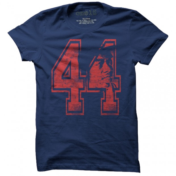 Hammerin Hank Aaron #44 T-Shirt