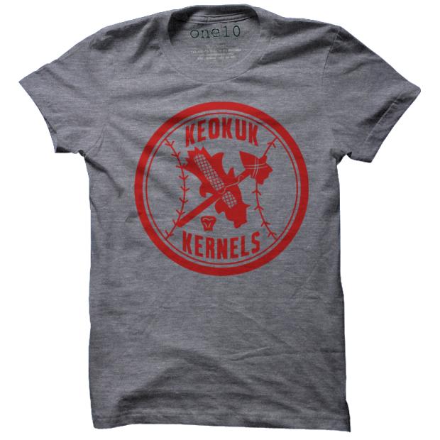Keokuk Kernals Baseball T-Shirt