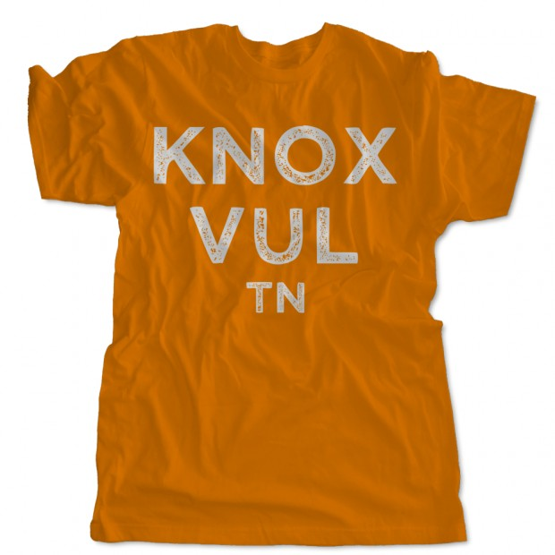 Knox Vul, TN T-Shirt