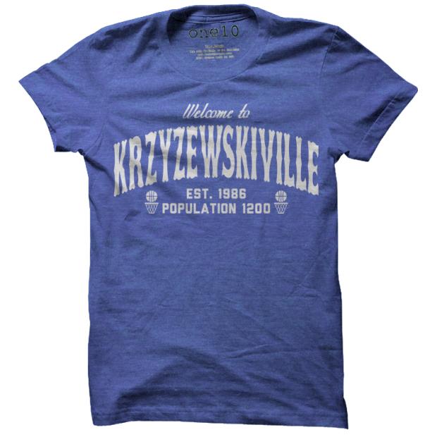 Welcome to Krzyzewskiville T-Shirt