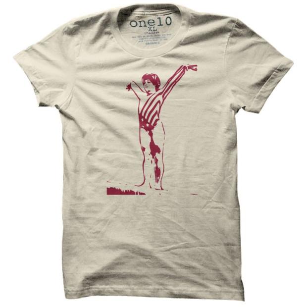 Mary Lou Retton Kid T-Shirt