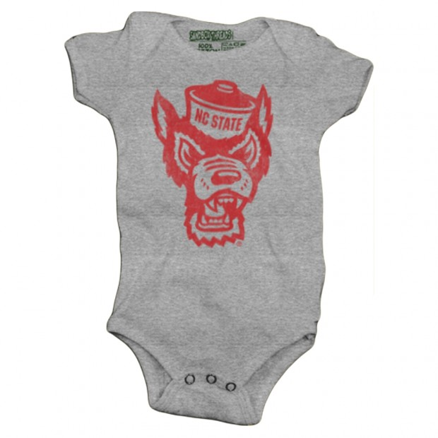 Mr. Wuf Baby Onesie