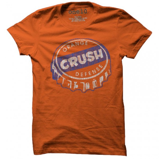 Orange Crush Defense T-Shirt