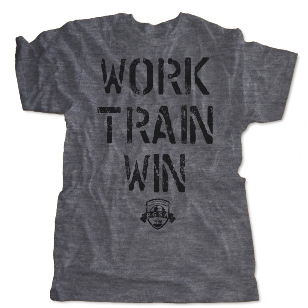 Work, Train, Win | PGSA