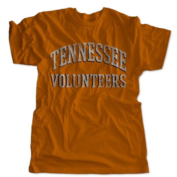 Tennessee Volunteers Shadow