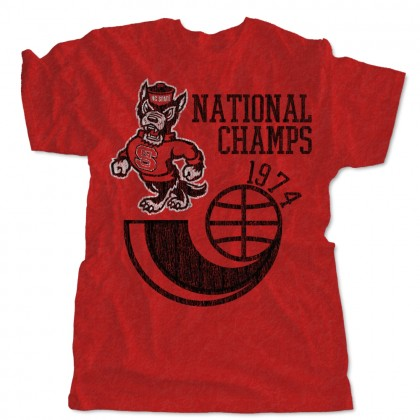 1974 National Champs N. C. State