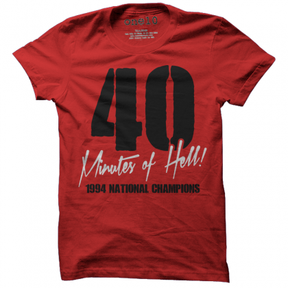 40 Minutes of Hell T-Shirt
