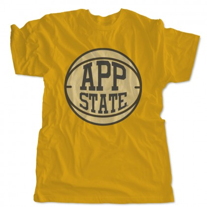 App State Basketball T-Shirt