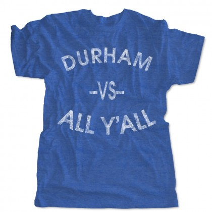 Durham vs All Y'All