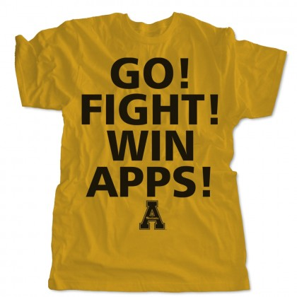 Go! Fight! Win Apps! T-Shirt