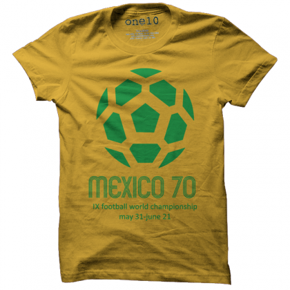 World Cup Mexico 70 T-Shirt