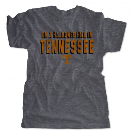 On A Hallowed Hill in Tennessee T-Shirt