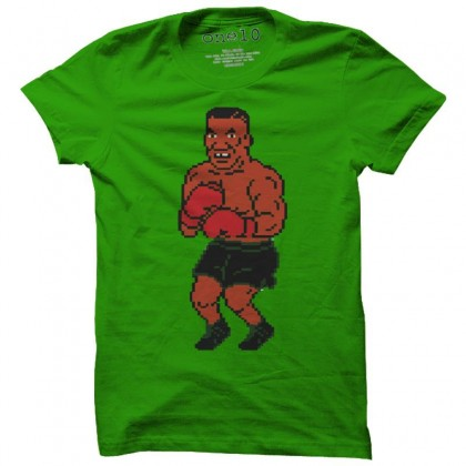 Mike Tyson's Punch Out Kids T-Shirt