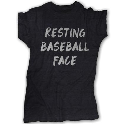 Resting Baseball Face