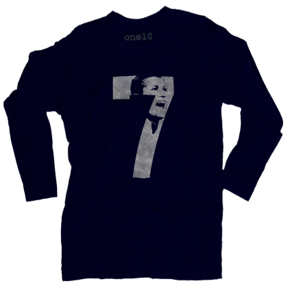 Cristiano Ronaldo #7 Long-Sleeve T-Shirt