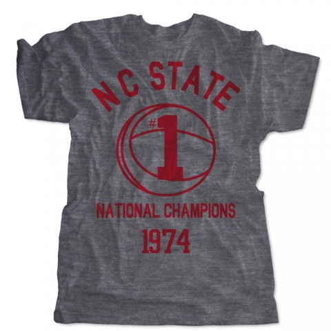 N. C. State 1974 National Champions