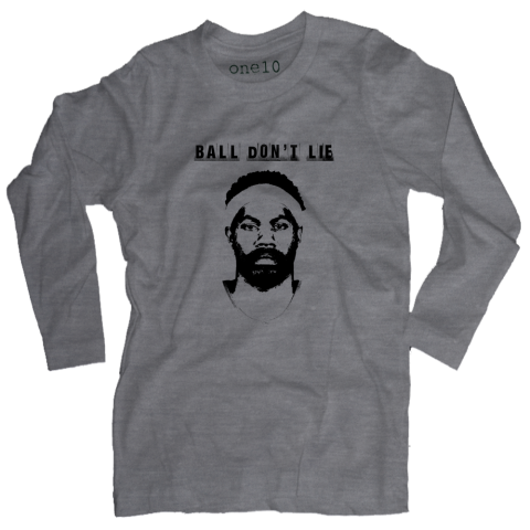 Ball Don't Lie Long-Sleeve T-Shirt