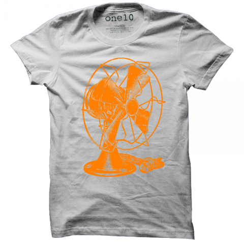 Big Orange Fan T-Shirt