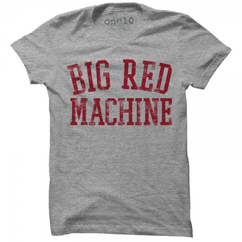 Big Red Machine T-Shirt