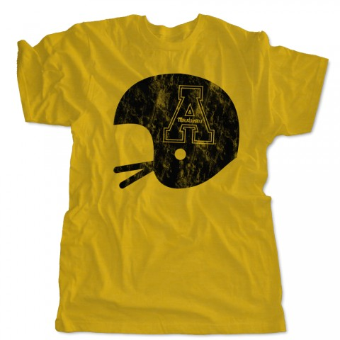 Block A Mountaineers Helmet T-Shirt