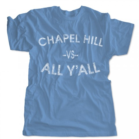 Chapel Hill vs All Y'All