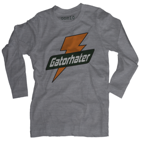 Gator Hater Long-Sleeve T-Shirt