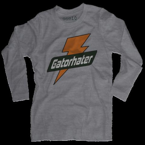 Gator Hater Long-Sleeve T-Shirt