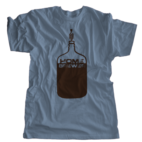 Home Brewer Carboy T-Shirt