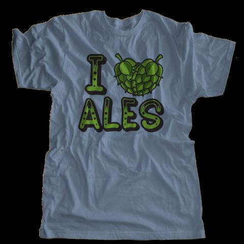 I Hop Ales T-Shirt