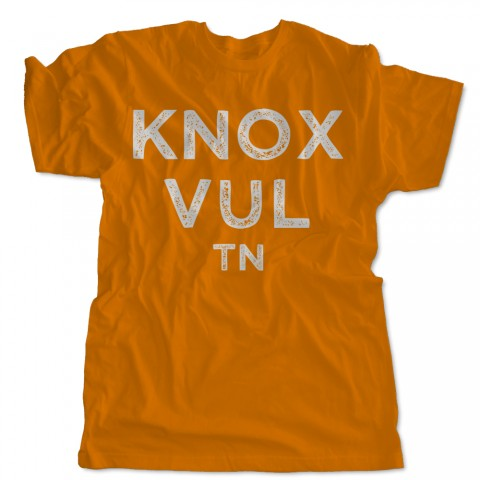 Knox Vul, TN T-Shirt