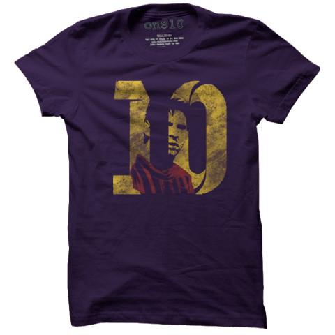 Lionel Messi #10 T-Shirt