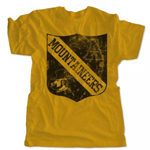 Appalachian State Mountaineers Crest T-Shirt