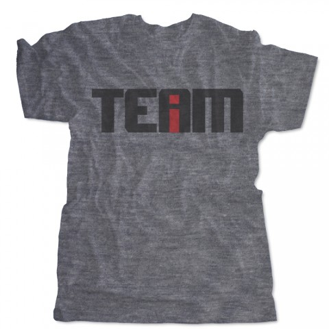 There's No I in Team....Wait. What?