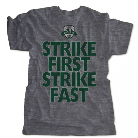 Strike First. Strike Fast | PGSA