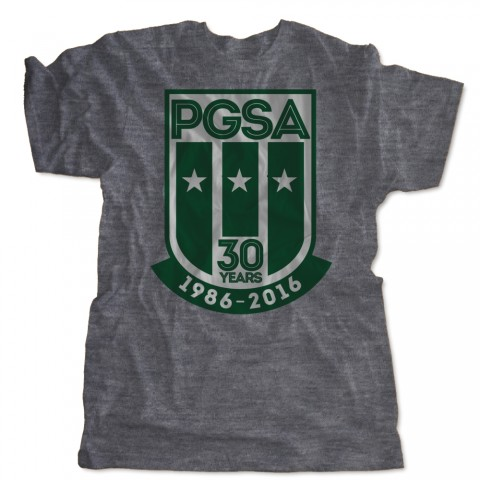 PGSA 30 Year Commemorative Crest | Multiple Styles