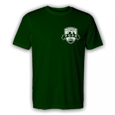 PGSA Performance Crest T-Shirt