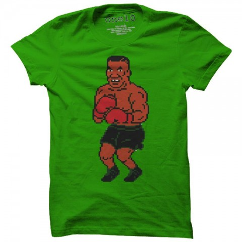 Mike Tyson's Punch Out T-Shirt
