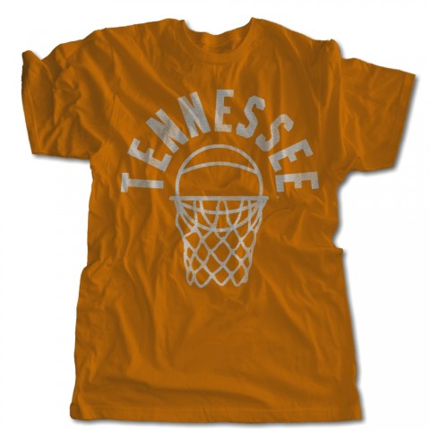Tennessee Basketball T-Shirt