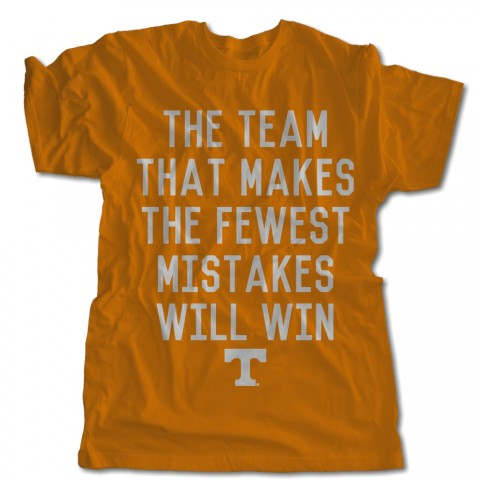 Tennessee Game Maxim #1