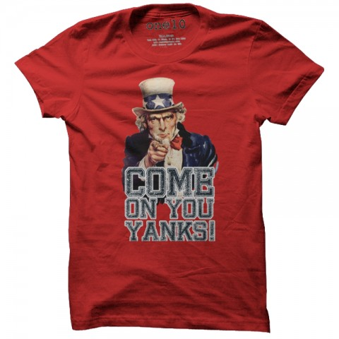 Come On You Yanks T-Shirt