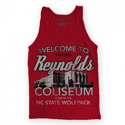 Historic Reynolds Coliseum