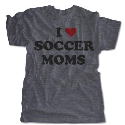 I Heart Soccer Moms