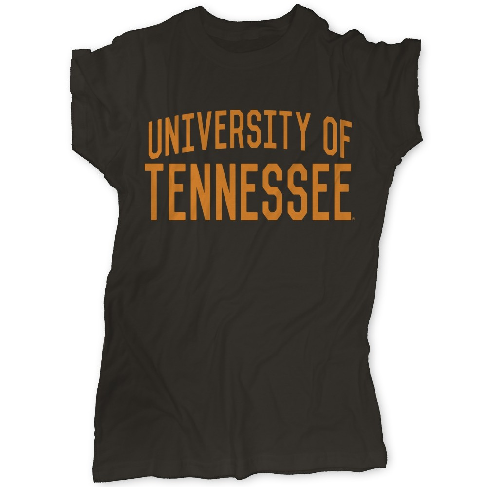 University Of Tennessee Arch T Shirt Retro Ut Tennessee